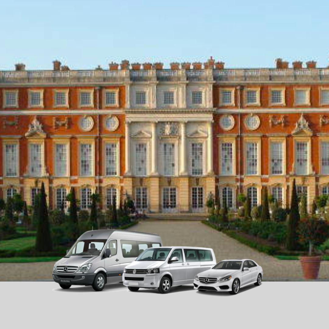 Shore Excursion Southampton Cruise Terminal Via Hampton Court Palace into London
