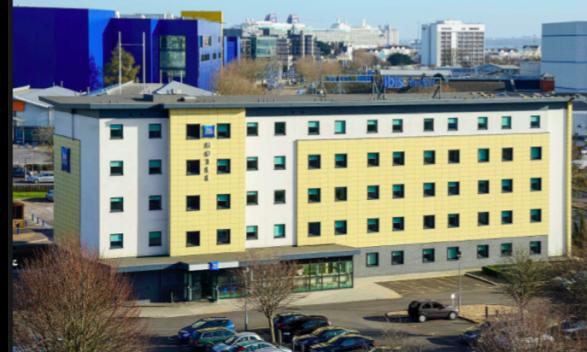 Hotels near to Southampton cruise terminal Ibis Budget Southampton Centre