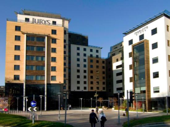 Hotels near to Southampton cruise terminal Jurys Inn Southampton