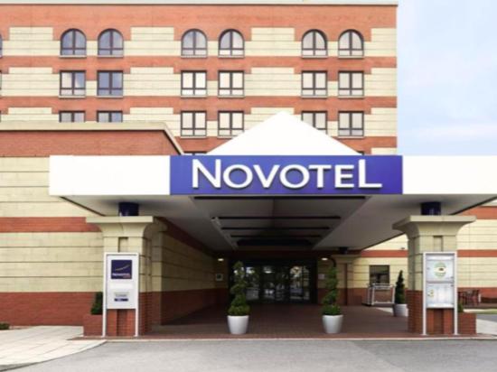 Hotels near to Southampton cruise terminal, Novotel Hotel Southampton